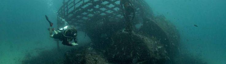 Gibraltar – Dykning vid Europas sista koloni