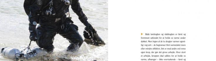Torrt på fötterna – att komma igång med torrdräktsdykning