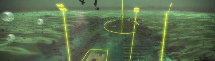 Virtuell Dykning – melckmeyt som VR video