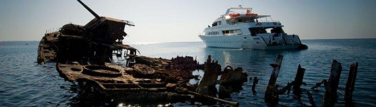 HMS Myngs – Hemligheter i Röda Havet