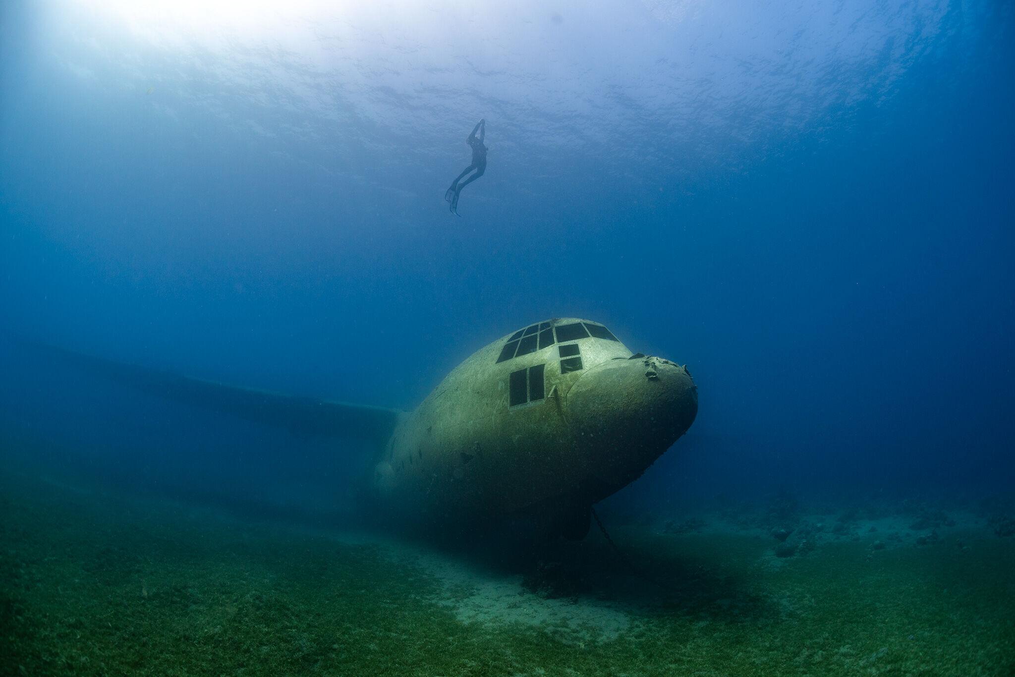 Hercules C-130 Akaba, Jordan