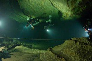 Två dykare omkom i Plura