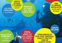Mini dykkermesse i Aarhus V