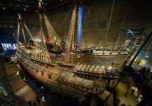 Regalskeppet Vasa. Foto: Wikipedia